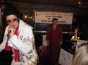 Elvis and Sweet Harmony