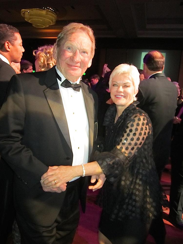 Tom Boyd and Sandi Burdick