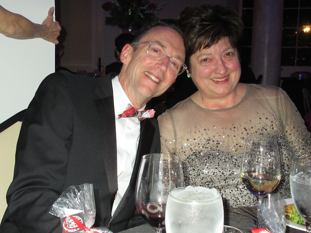 Mark and Cathy Hill.