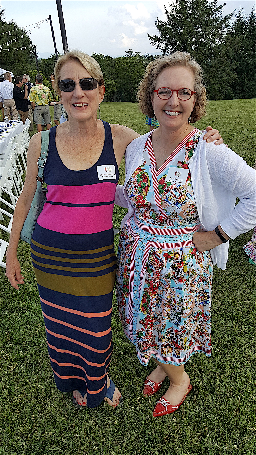 James Ford Of Williamson >> Solstice steals spotlight at summer soirees - Blue ...